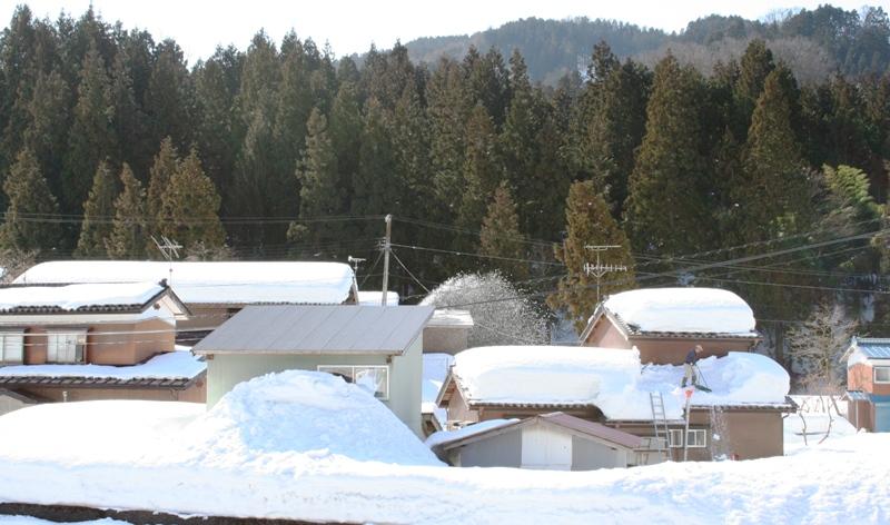 除雪nishiumi